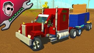 Video СУПЕР ГРУЗОВИК с ПРИЦЕПОМ - SCRAP MECHANIC download MP3, 3GP, MP4, WEBM, AVI, FLV Desember 2017