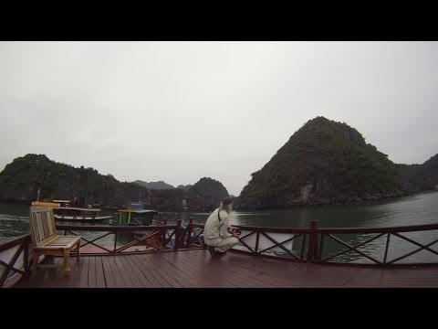 [Slow TV] Cruising in Cat Ba (Ha Long Bay - Vietnam)