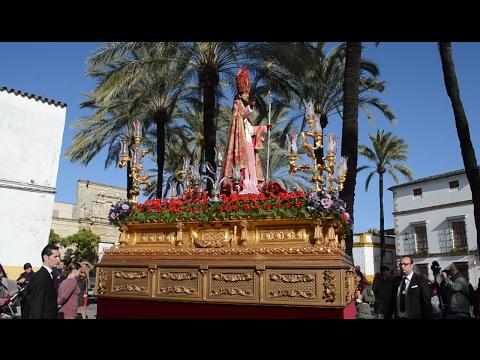 Procesión de San Blas   Hermandad de los Judíos de San Mateo   Jerez 2017