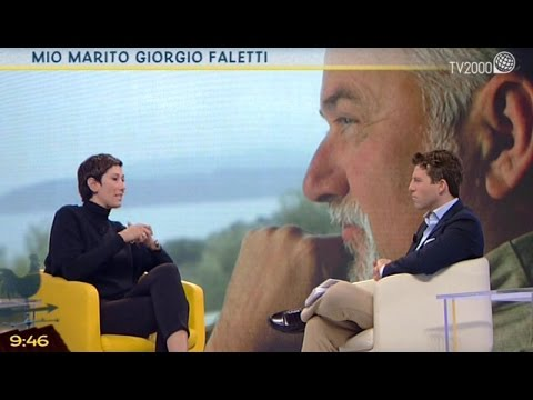 Mio marito Giorgio Faletti