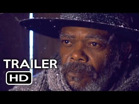 The Hateful Eight Official Trailer #1 (2016) Samuel L. Jackson, Quentin Tarantino Movie HD
