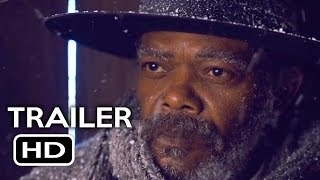 The Hateful Eight Official Trailer #1 (2016) Samuel L. Jackson, Quentin Tarantino Movie HD thumbnail