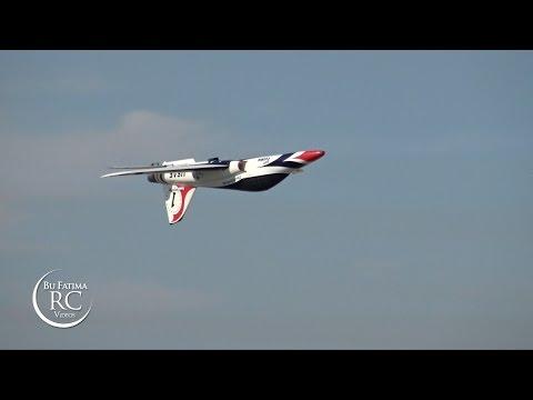 Kuwait FunFly 2016 - Leonardo flying ThunderBird Jet بطولة الشيخ حمود الصباح