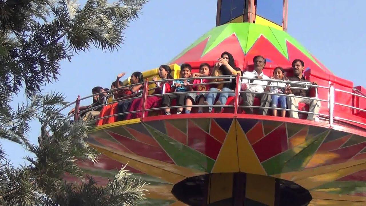 2013 NTR GARDENS HYDERABAD 07 TOWERING MERRY GO ROUND 2 - YouTube