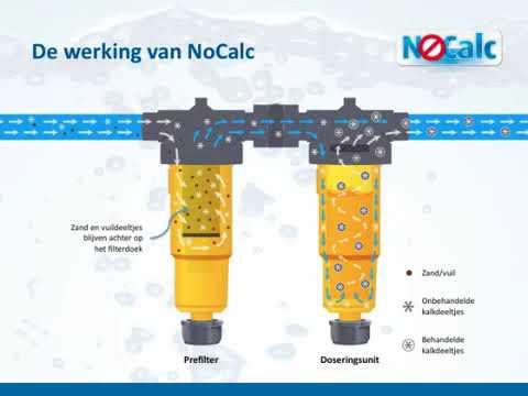 Voorkom problemen door hard leidingwater met NoCalc | Paul Roescher ...