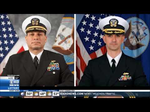 USS McCain Officers Fired Following Collision