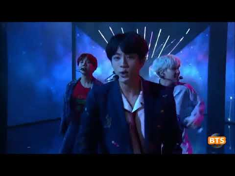 [Fanchant Restored] BTS - DNA (Live Performance At The American Music Awards)