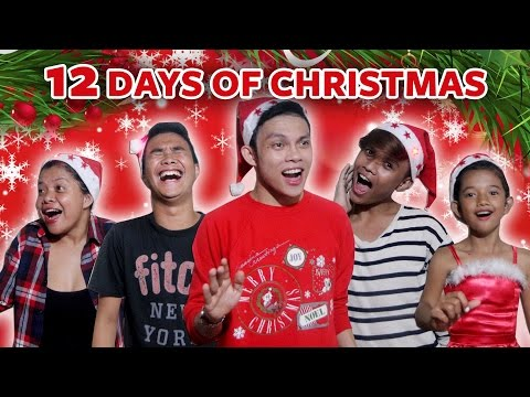 Filipinos Sing Wrong Christmas Lyrics