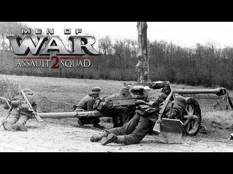 GERMAN DEFENSE! (Battle of Königsberg) - Valour Mod - MOW: AS2 - YouTube