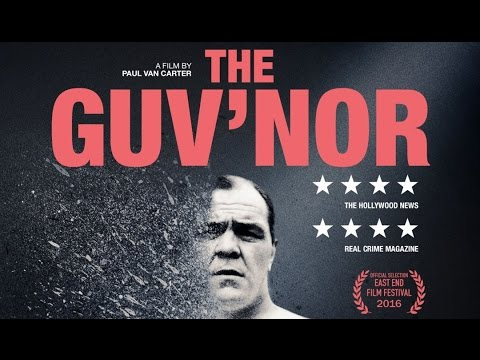 THE GUVNOR Trailer - Life Of Lenny McLean - East End Legend