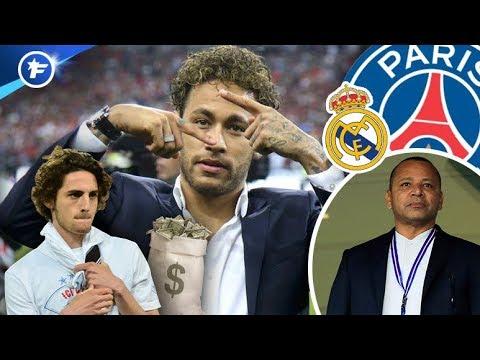 Les révélations sur Neymar mettent le feu au PSG | Revue de presse