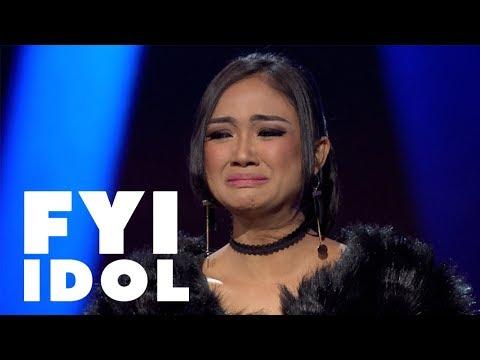"FYI IDOL ""MARION JOLA MENDAPATKAN STANDING APPLAUSE KECUALI DARI JUDIKA"""