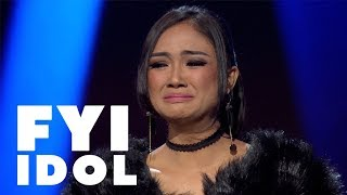 "Video FYI IDOL ""MARION JOLA MENDAPATKAN STANDING APPLAUSE KECUALI DARI JUDIKA"" download MP3, 3GP, MP4, WEBM, AVI, FLV Januari 2018"