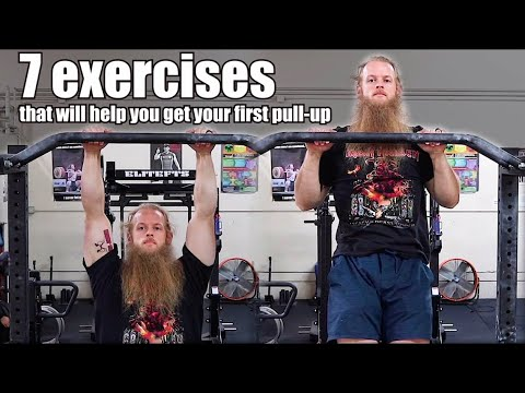 how-to-train-pull-ups-if-you-can't-do-1-pull-up