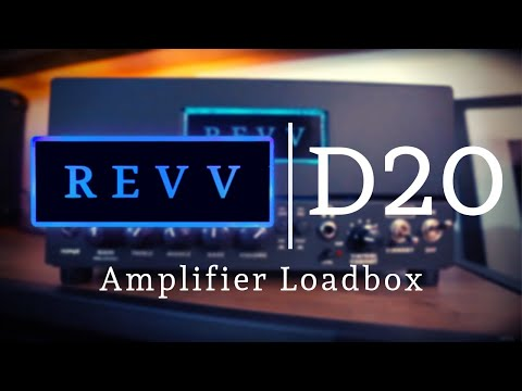THE PRODUCT I'VE BEEN WAITING FOR | Revv D20 Amplifier