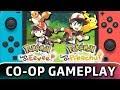 Pokémon Let's Go Pikachu & Eevee | Co-op Gameplay