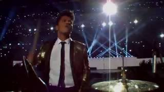 Super Bowl 48 Bruno Mars Full Performance Halftime Show HD entrance ipad