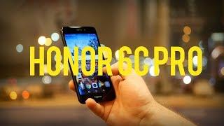 honor 6c Pro - это ПРОвал или самый ДОСТУПНЫЙ и НЕДОРОГОЙ Huawei. Обзор бюджетника Huawei 4K