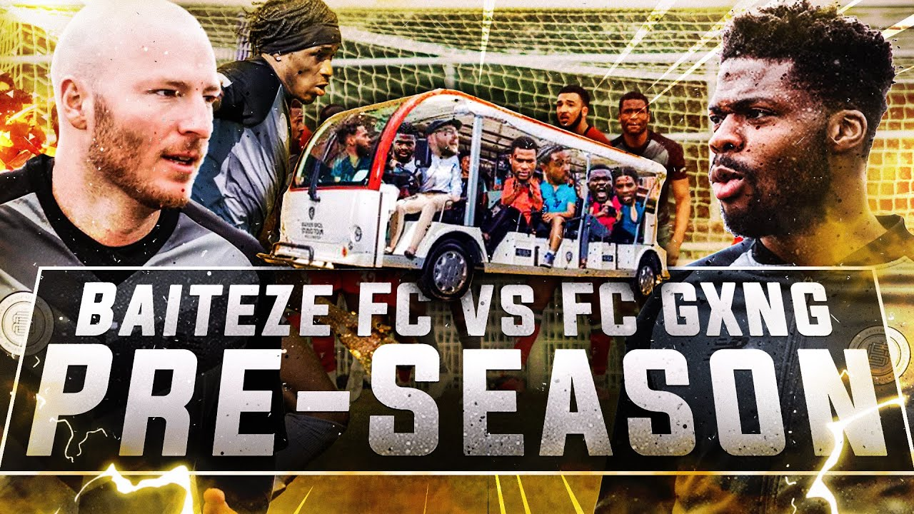 ARE THE MIDLANDS BETTER THAN LONDONERS AT FOOTBALL??   VS FC GXNG