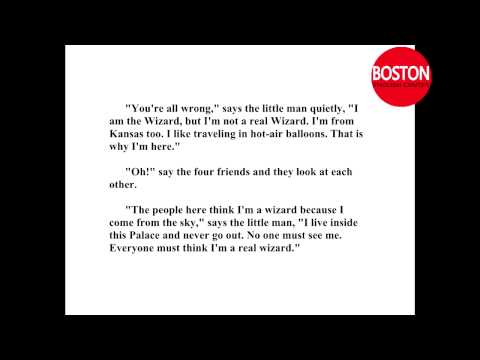 Learn English through story The Wonderful Wizard of Oz