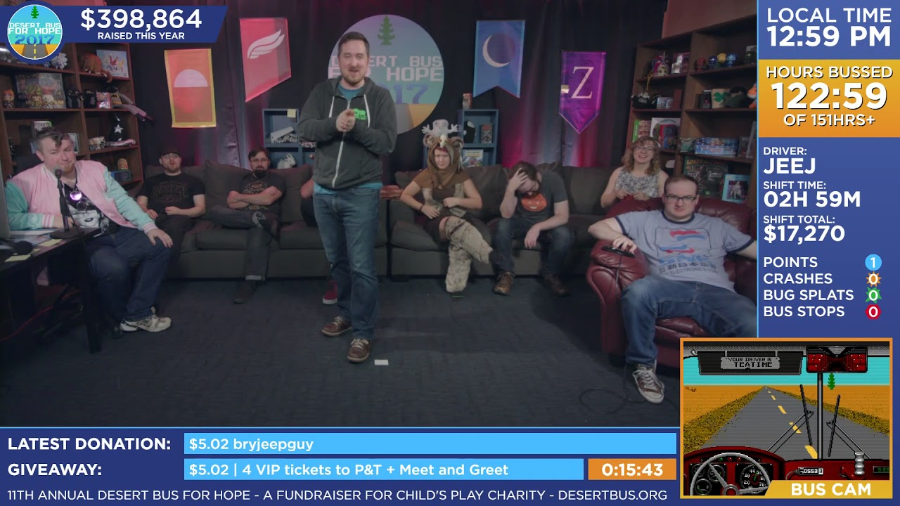 Download DB2017 - Thanks to the person who got desertbusforhope.org