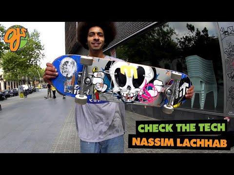CHECK the TECH: Nassim Lachab | OJ Wheels
