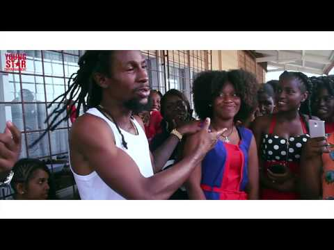 Jah Cure travels and performs in Suriname (Powered by: Young stars)
