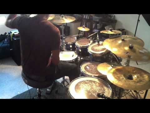 Walter Hawkin - Thank You Lord Drum Cover