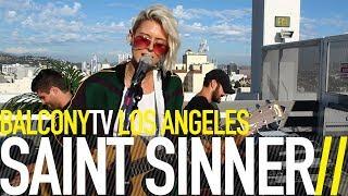 SAINT SINNER - RX DRUG (BalconyTV)