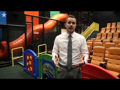 Local Movie Theater Offers Indoor Playground For Kids