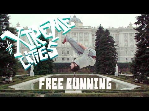 #XtremeCities: Free Running en Madrid - 4K