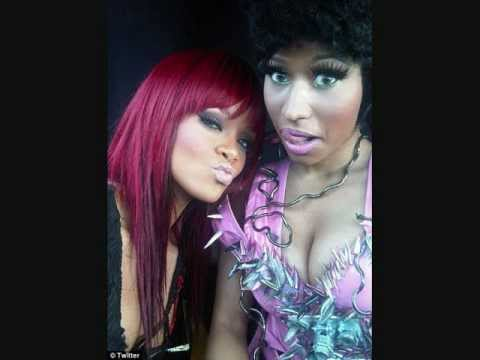 Rihanna and Nicki Minaj Mashup!!