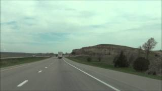 Colorado - Interstate 25 North - Mile Marker 290-299 (5/18/13)