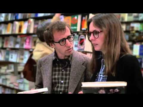 Woody Allen - Annie Hall - A Great Ending!
