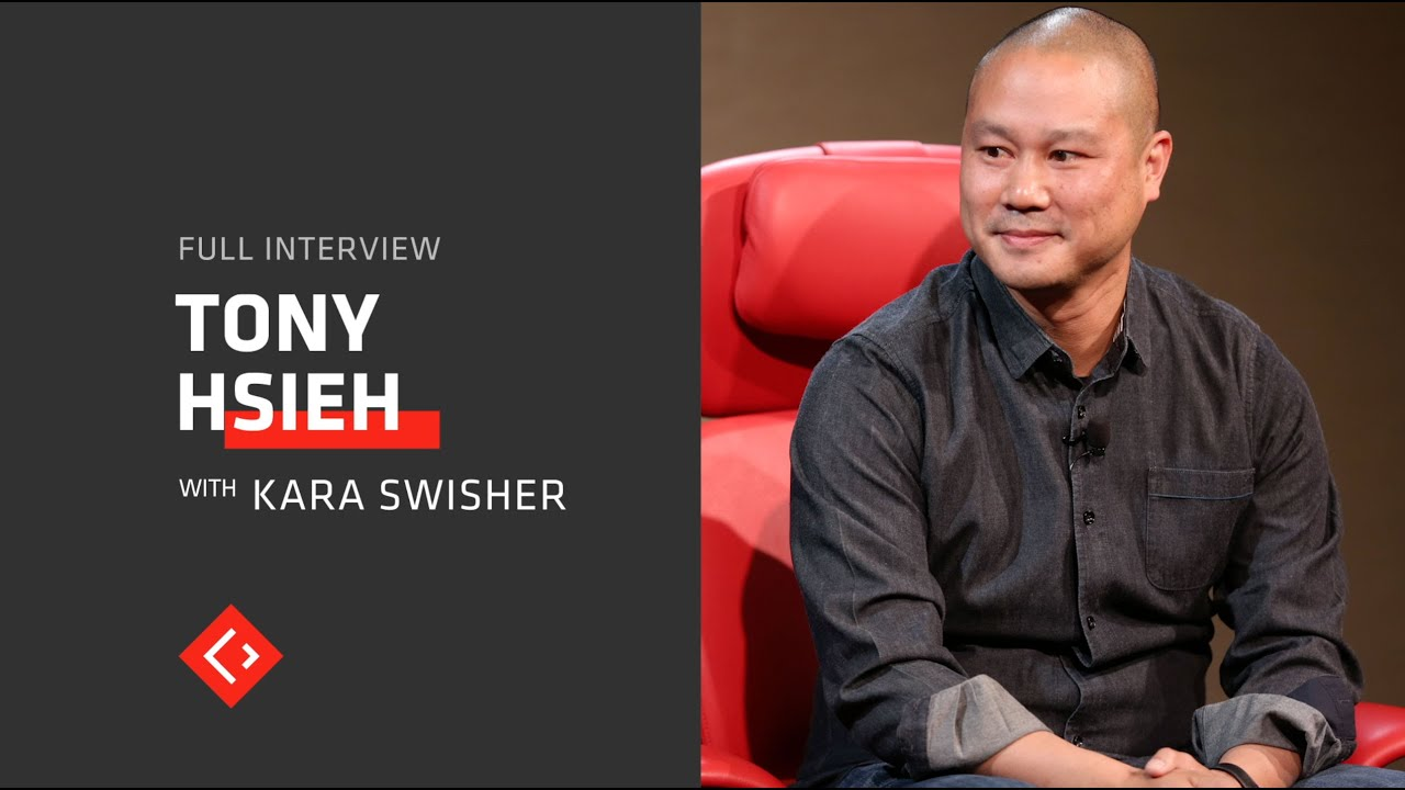 Tony Hsieh explains why he sold Zappos and what he thinks ...