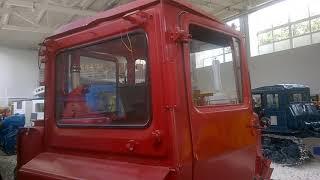 Музей истории трактора - ДТ 75 м