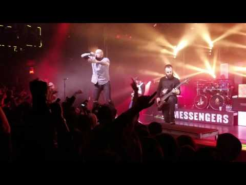 August Burns Red - Intro & The Truth Of A Liar (Live) Messengers 10 Year Tour Santa Ana, CA