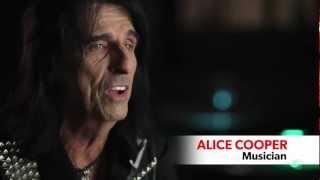 Who Shot Rock & Roll - The Film: Alice Cooper and Bob Gruen