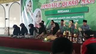 Video Wafiq Azizah feat Dwi MQ - Ahmad Ya Habibi (fesban di Masjid Agung Jawa Tengah 28 - 04 - 2018 download MP3, 3GP, MP4, WEBM, AVI, FLV September 2018