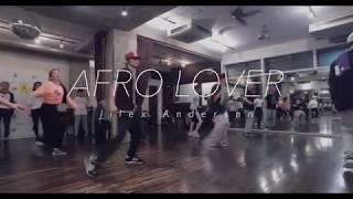 【DANCEWORKS】Keita McGee   Hiphop   Jilex Anderson  - AFRO LOVER