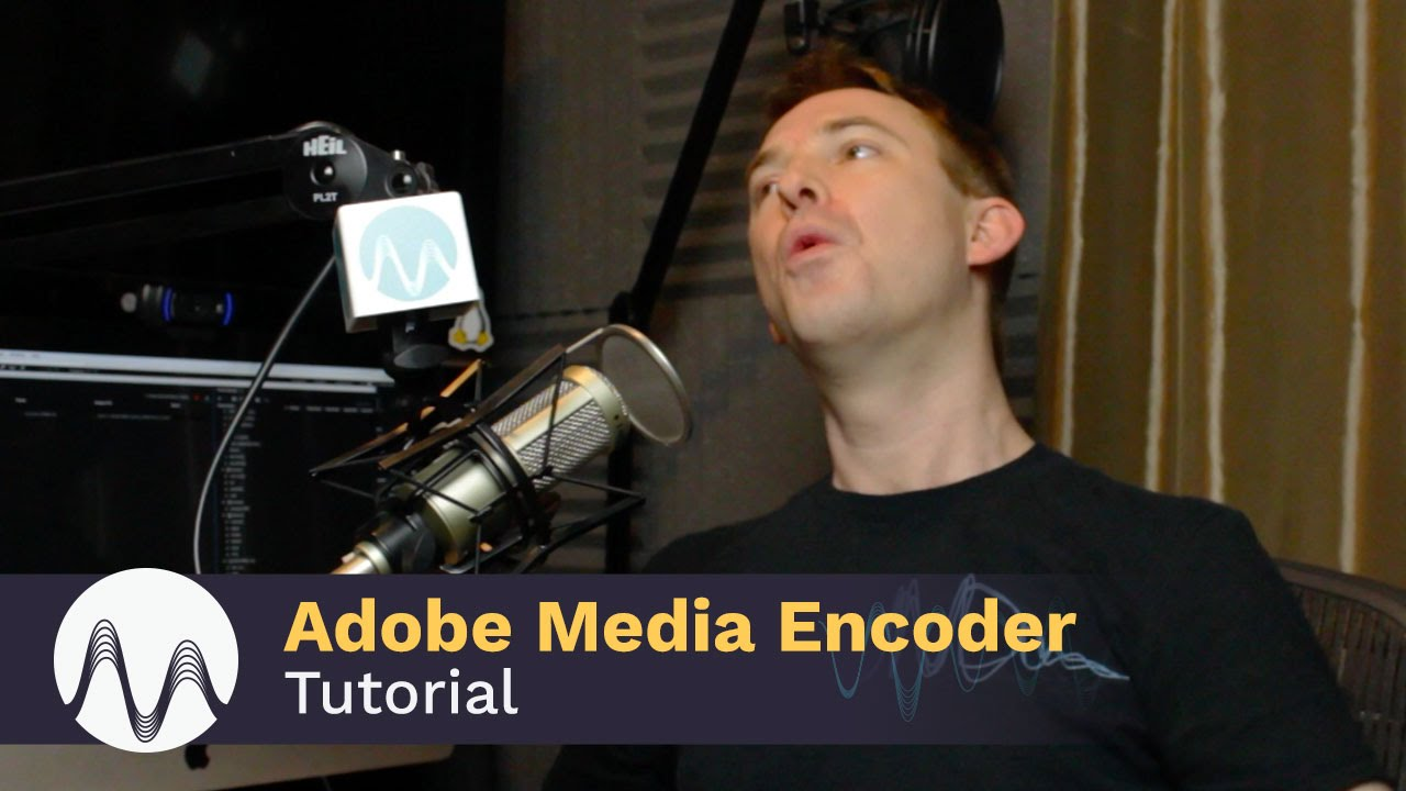 Adobe Media Encoder CC Tutorial