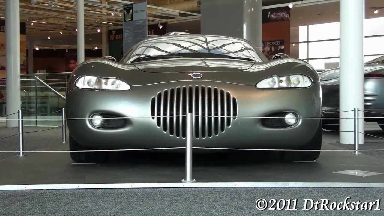 1991 Chrysler 300 Concept Car - YouTube