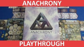 Anachrony - Playthrough