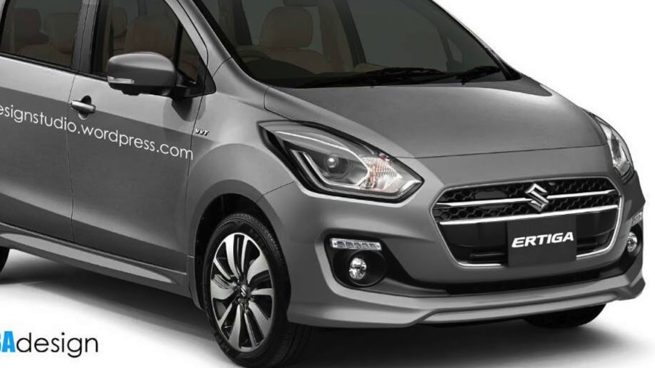 2018 New Ertiga Facelift Release Date Features Specification And