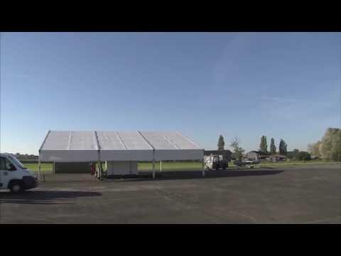Belgian B Hunter Drone • Surveillance & Target Acquisition