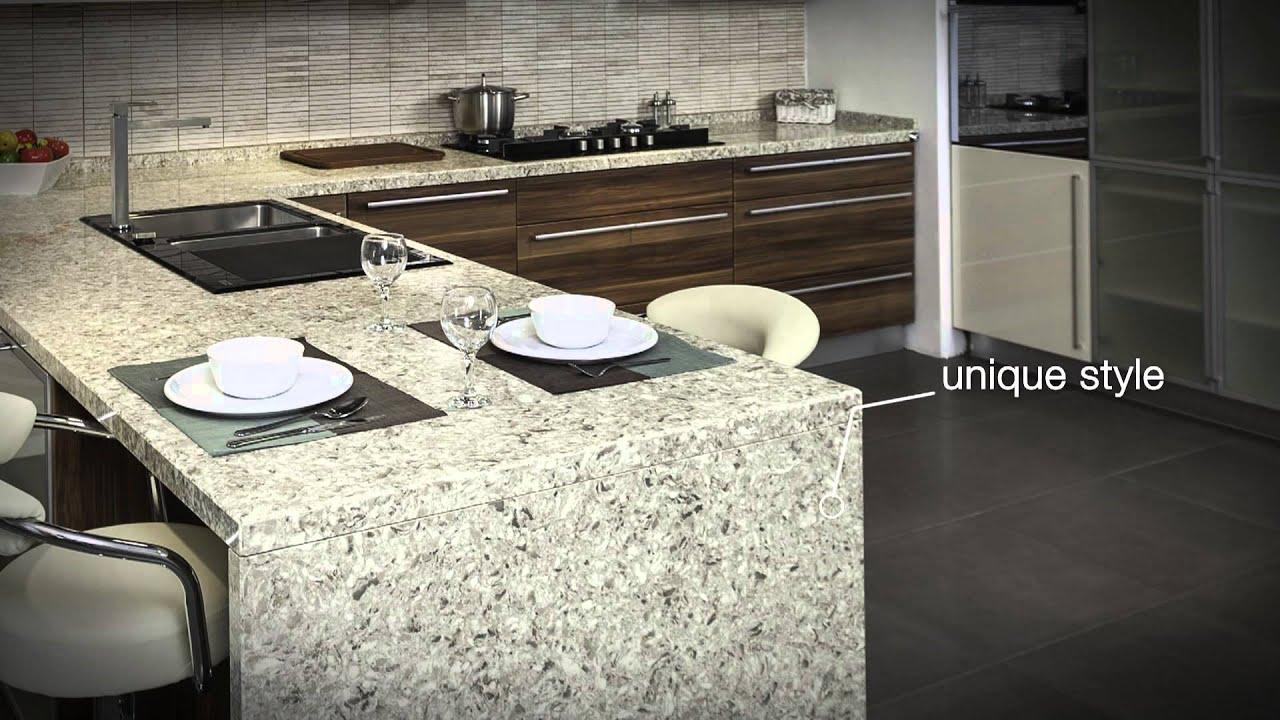 Elegant Centrestone Belenco Quartz Surfaces Canada You. Denver Kitchen Countertops  Cascade White 001