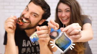 Resin Ornaments DIY w/ David Picciuto!