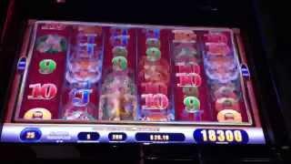 100 Free Spins Tiger's Realm Slot Machine Bonus Round