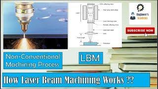 How Laser Beam Machining Process Works???  ||Engineer's Academy||