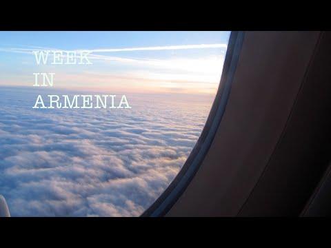 Week In Armenia | Travel Diary